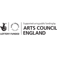Arts Council Lottery Funded